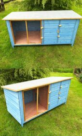 5ft-single-height-rabbit-hutch