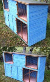 6ft-double-height-rabbit-hutch