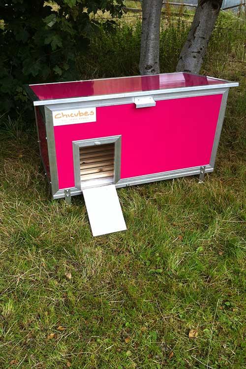 Plastic Houses For 6 Hens